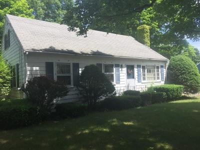 Beverly Single Family Home Under Agreement: 6 Ellsworth Ave
