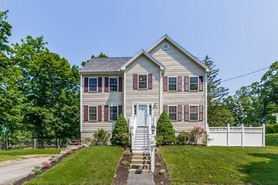 Methuen Single Family Home For Sale: 34 Nevins Rd