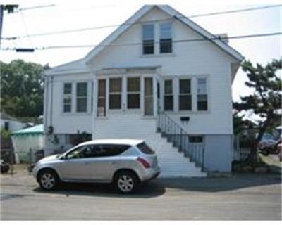Revere Single Family Home Under Agreement: 99 Eliot Rd