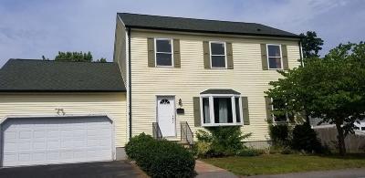 Braintree, Milton, Quincy, Weymouth, East Bridgewater, Hanover, Hanson, Pembroke, West Bridgewater, Whitman Single Family Home For Sale: 33 Pilgrim Road