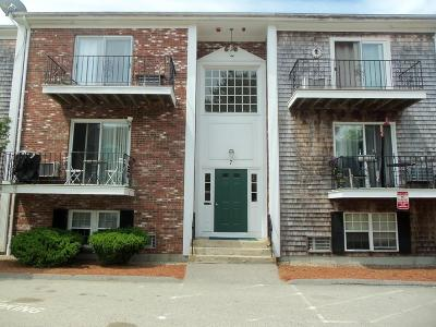 Plymouth Rental Under Agreement: 7 Chapel Hill Dr. #8