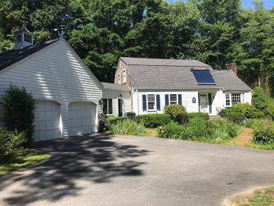 Scituate Single Family Home Contingent: 44 Border