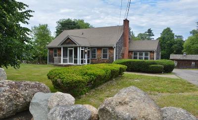 Abington Single Family Home For Sale: 378 High Street