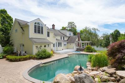 Norwell MA Single Family Home For Sale: $979,000