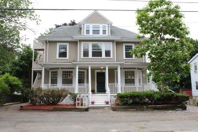 Rockland Multi Family Home Contingent: 100 Pacific St
