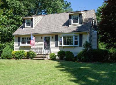 Billerica Single Family Home Under Agreement: 16 Acre Rd