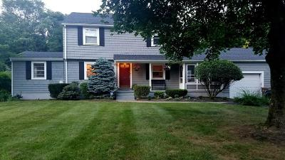 Wayland Single Family Home Under Agreement: 26 Old Tavern Rd