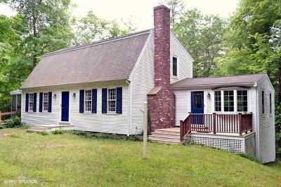 Norwell Single Family Home For Sale: 19 Summer St