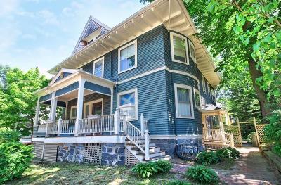 Cambridge Multi Family Home Under Agreement: 11 Whittier Street