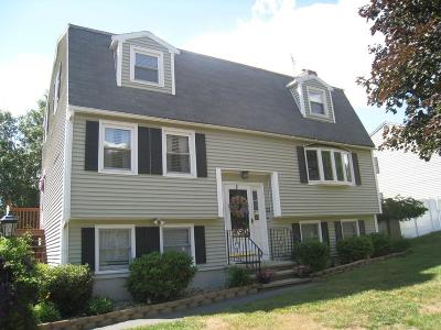 Lowell Single Family Home Under Agreement: 22 Constance Dr