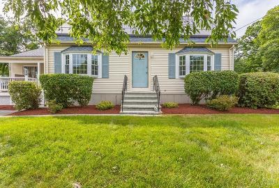 Randolph Single Family Home Under Agreement: 94 Acorn Dr
