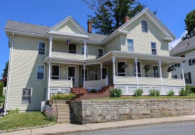 Marlborough Multi Family Home Under Agreement: 23 Central St
