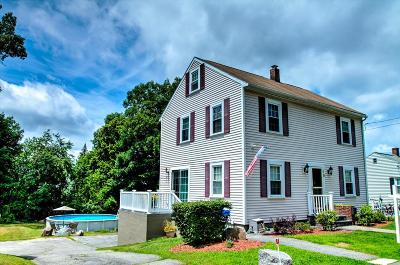 Lowell Single Family Home Under Agreement: 50 Wachussett St.
