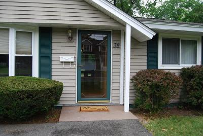 Burlington Single Family Home Under Agreement: 38 Skilton Lane