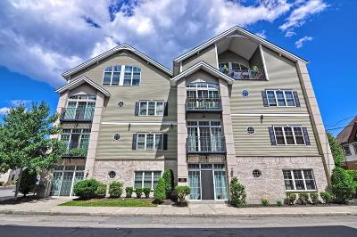 Mansfield Condo/Townhouse Under Agreement: 163 Rumford Ave #304