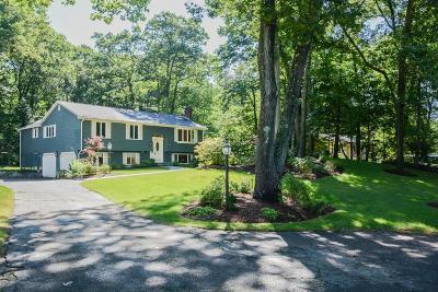 Burlington Single Family Home Under Agreement: 107 Locust Street