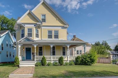 Medford Condo/Townhouse Under Agreement: 550 High Street #1