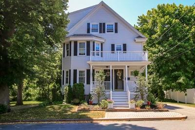 Braintree Multi Family Home Under Agreement: 15-17 Dewey Ave.