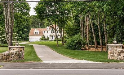 Norwell Single Family Home For Sale: 42 Main St