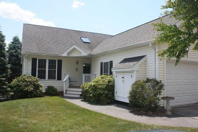 Southborough Condo/Townhouse Under Agreement: 44 William Onthank Lane #44