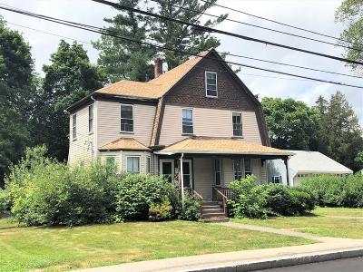 Wenham, Hamilton Multi Family Home Under Agreement: 90-92 Union St