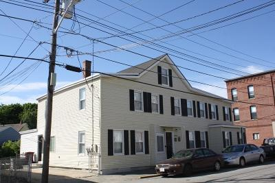 Lowell Multi Family Home For Sale: 1000 Central St