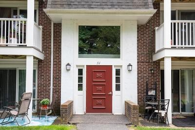 Canton Condo/Townhouse Under Agreement: 51 Will Dr #133