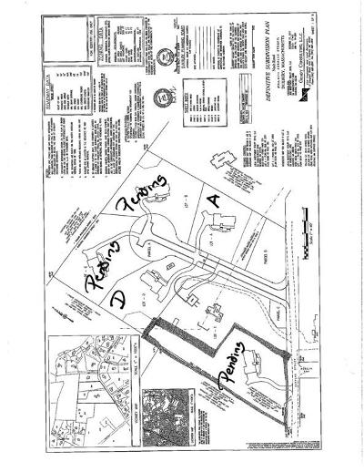 Duxbury Residential Lots & Land For Sale: Lot A Nash Road