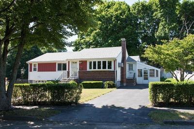 Peabody Single Family Home Contingent: 11 Holden Street