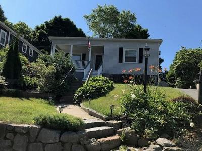 Gloucester Single Family Home For Sale: 25 Gee Avenue