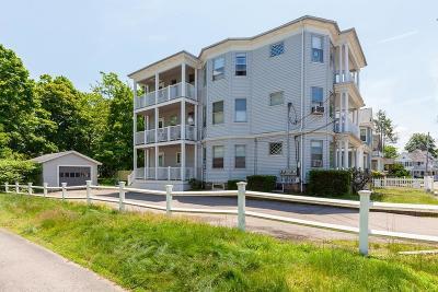 Brockton Multi Family Home Under Agreement: 440-442 Moraine Street