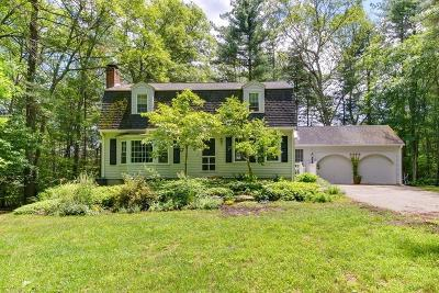 Millis Single Family Home For Sale: 88 Middlesex Street