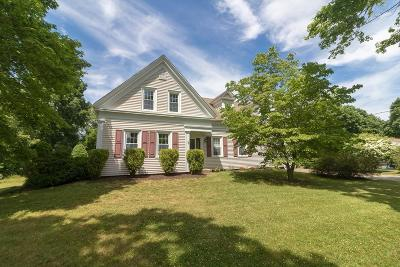 Single Family Home Under Agreement: 244 Crescent St