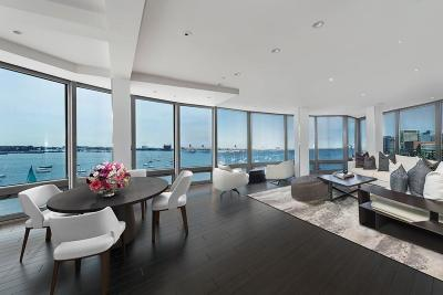 Cambridge, Braintree, Brookline, Dedham, Westwood, Boston Condo/Townhouse For Sale: 20 Rowes Wharf #609/610