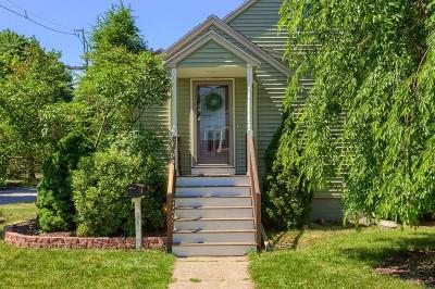 Peabody Single Family Home Under Agreement: 26 Bay State Blvd