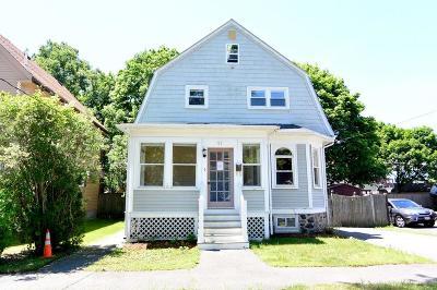 Saugus Single Family Home For Sale: 11 Morton Ave