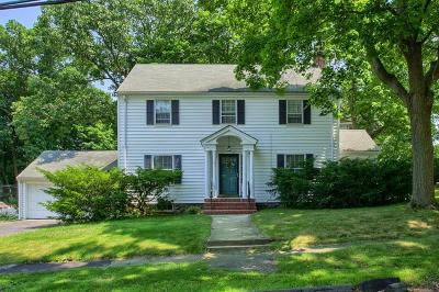 Medford Single Family Home Price Changed: 43 Lincoln Road