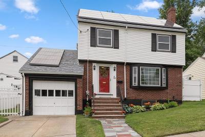 Boston Single Family Home For Sale: 6 Highfield Terrace