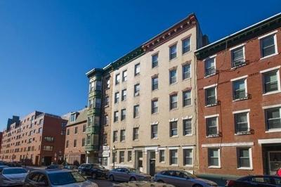 Condo/Townhouse For Sale: 162 Endicott St #4