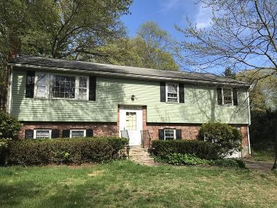 Holliston Single Family Home Under Agreement: 105 High Street