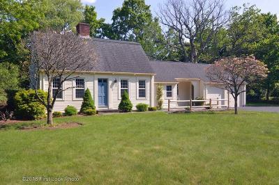 Attleboro Single Family Home Under Agreement: 4 Powder House Rd