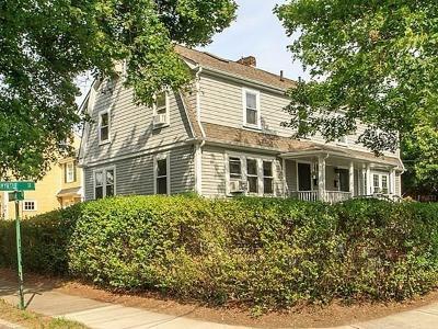 Newton Condo/Townhouse Under Agreement: 30 Myrtle Street #30