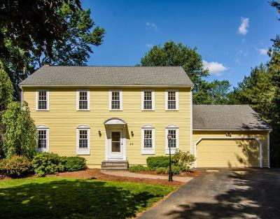 Westborough Single Family Home Contingent: 28 Longmeadow Rd