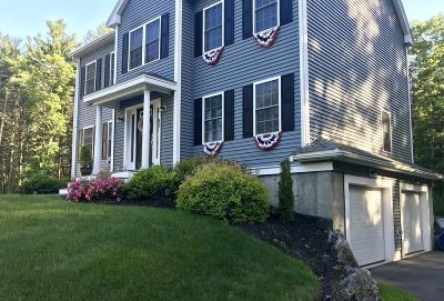 West Bridgewater Single Family Home For Sale: 10 Teresa Rd