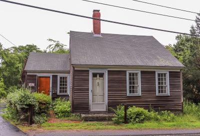 Rockport Single Family Home For Sale: 259 Granite St.