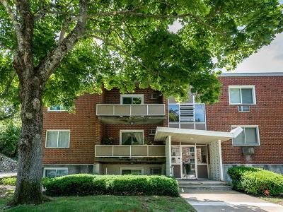 Waltham Condo/Townhouse Under Agreement: 63 Lionel Ave #E