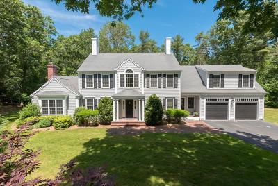 Duxbury Single Family Home For Sale: 5 Pratt Cir