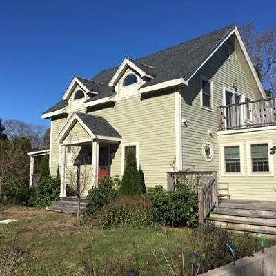 Wareham Single Family Home For Sale: 38 Onset Avenue