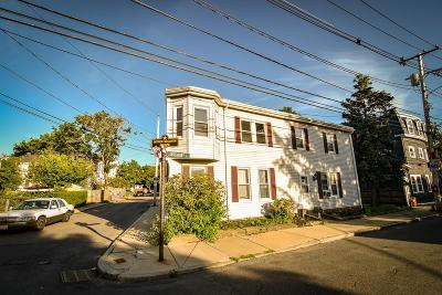 MA-Suffolk County Multi Family Home For Sale: 836 Canterbury St.