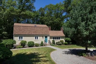 Westborough Single Family Home For Sale: 29 Olde Coach Rd